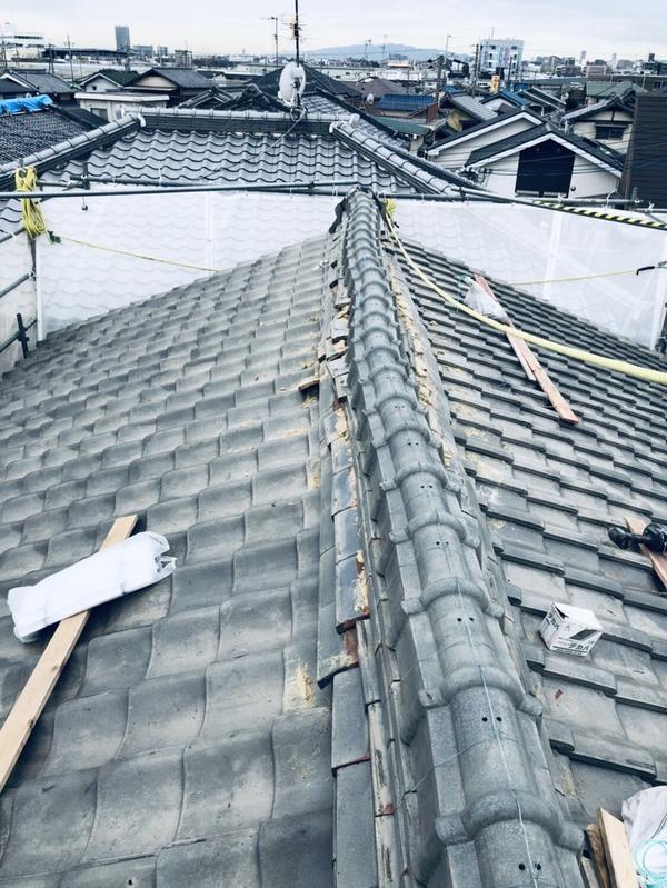 茨木市の地震による被害